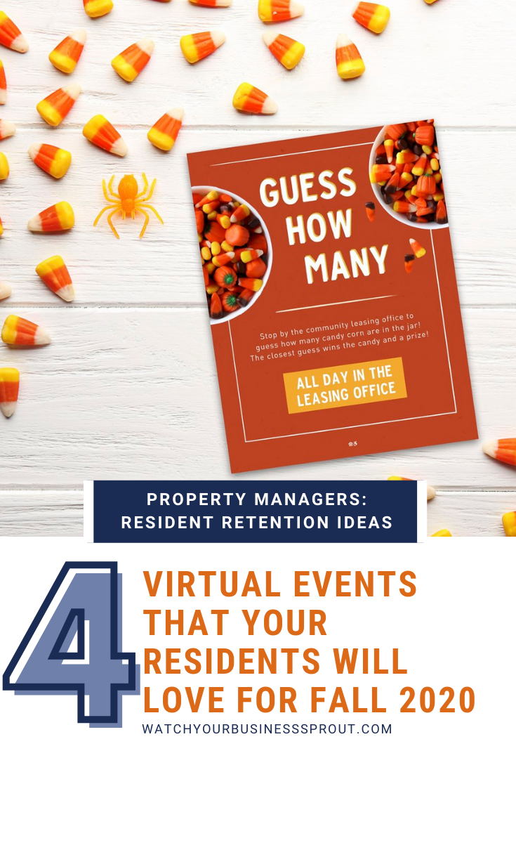 4 Virtual Resident Events Fall 2020 Sprout Marketing