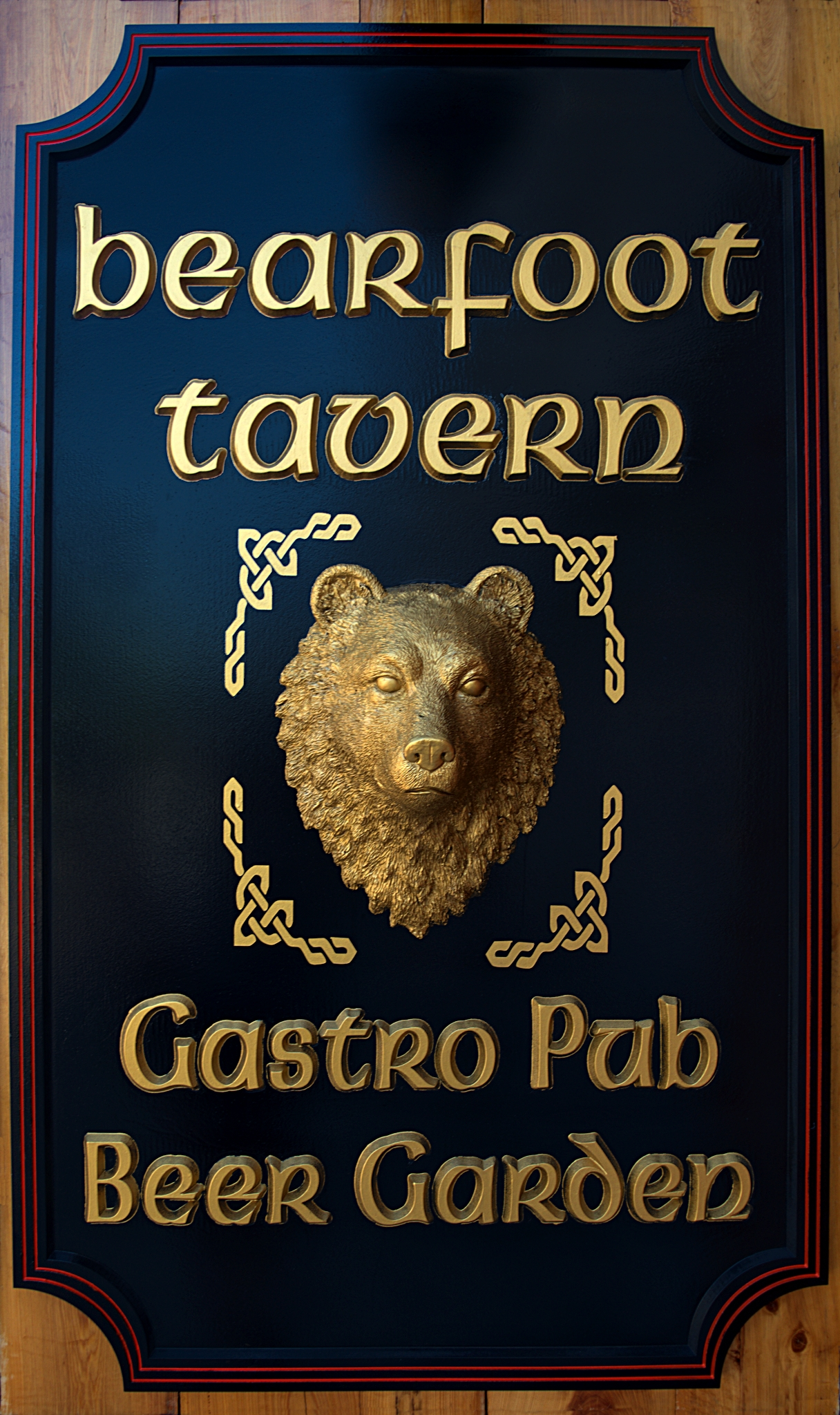 The Bearfoot Tavern