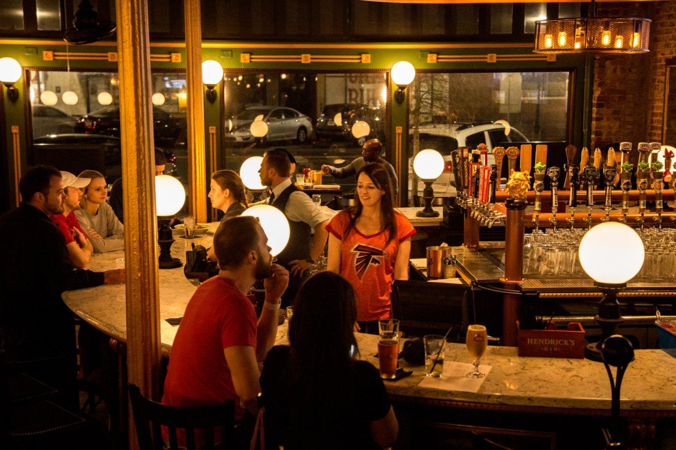The Bearfoot Tavern