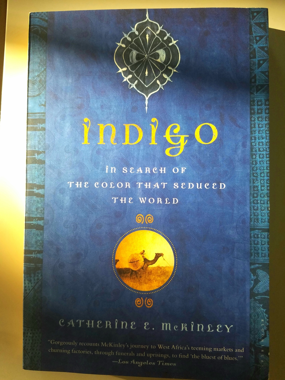 Indigo: In seach of the color - the kl creative