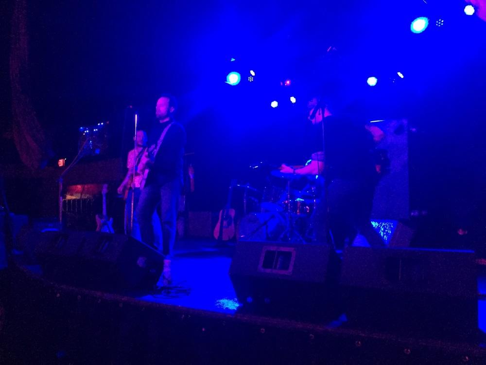 Purusa live at Dante's, Portland.