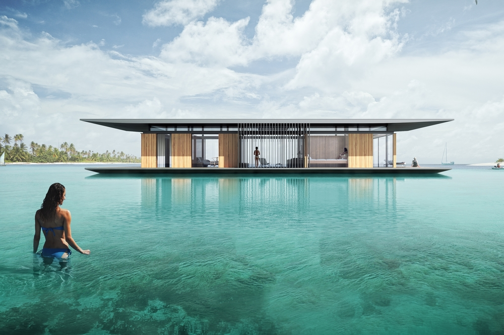 Stupendous Uncharted Waters Architects Experiment With Floating Houses Download Free Architecture Designs Intelgarnamadebymaigaardcom