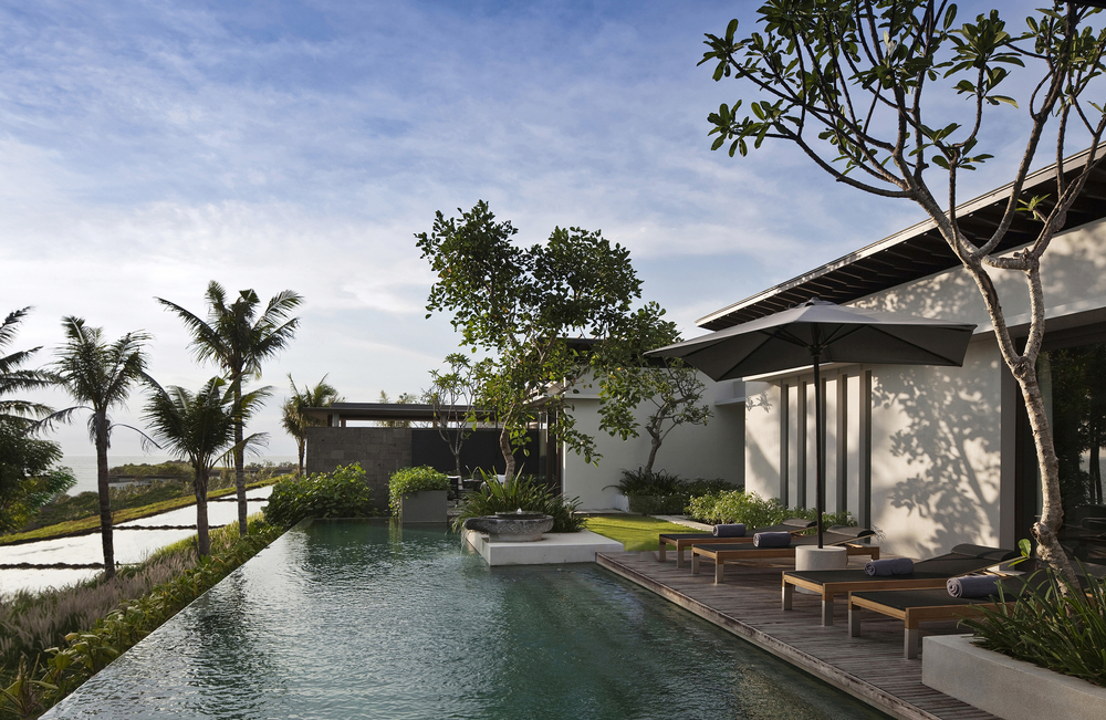 Alila Villas Soori in Bali Indonesia, by SCDA