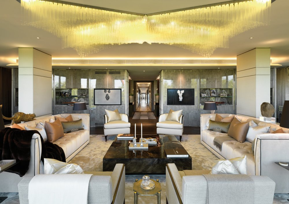 One Hyde Park maintains its reputation as the gold standard for London luxury homes