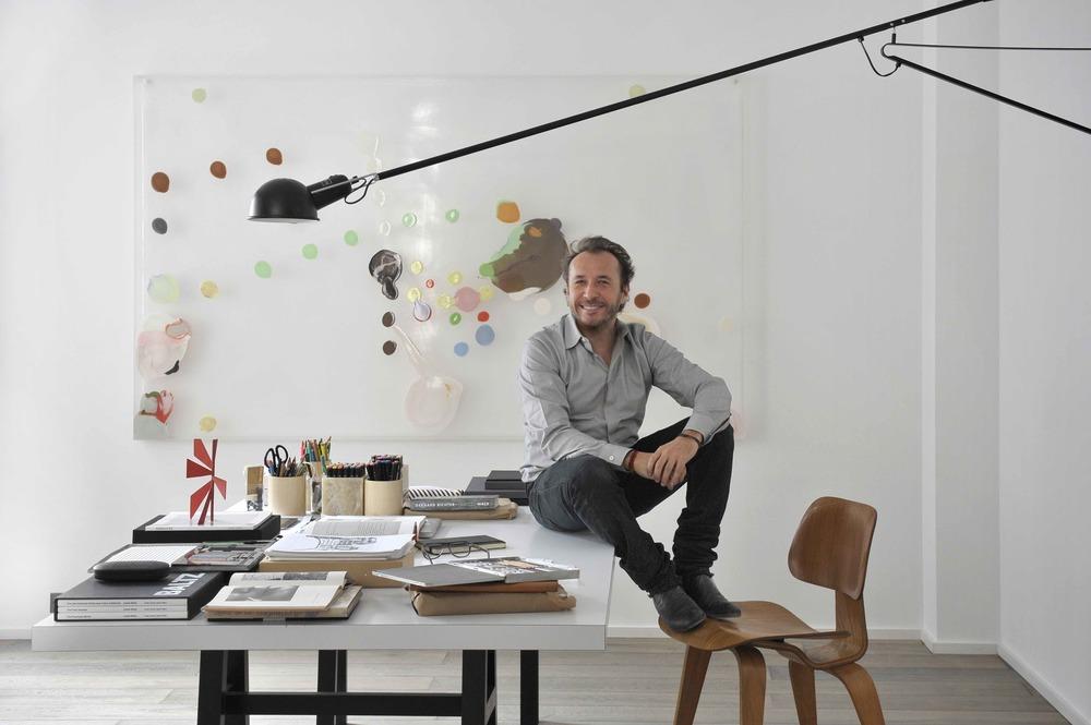 design by kalle Francois Champsaur Defends the Need for Daring Design — SOPHIE KALLE design by kalle