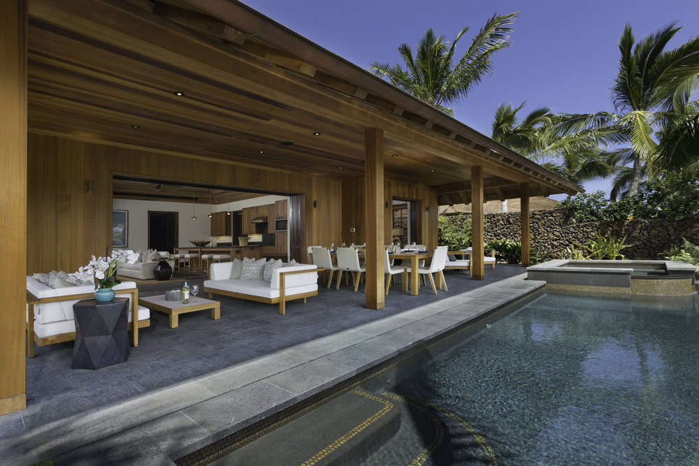 The Mau Lua Estate at Kohanaiki is listed for US $16 million