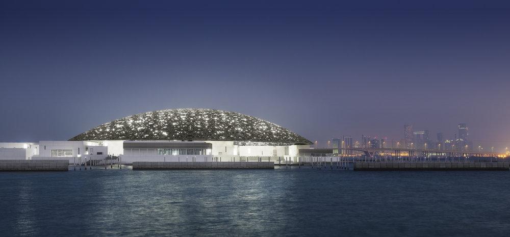 © Louvre Abu Dhabi, Photography: Mohamed Somji