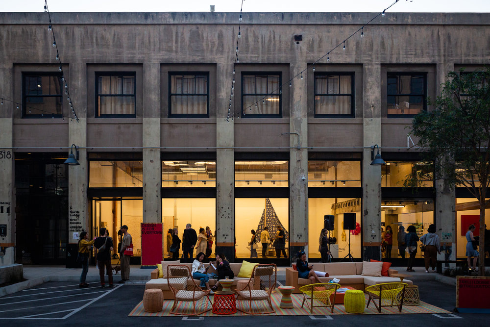 The LA Design festival takes place at ROW DTLA