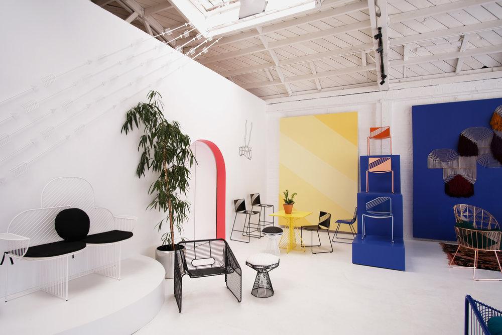 Bend Goods showroom