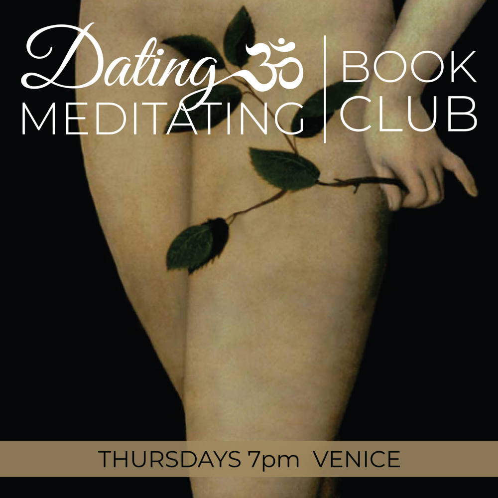 Dating & Meditating Book Club