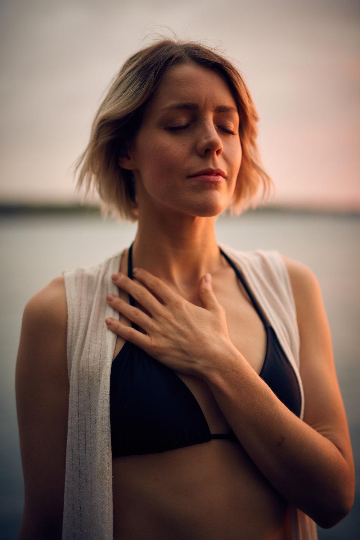 Vedic Meditation will make you feel better. -