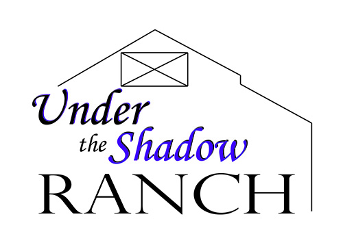 Logo Design for Under the Shadow Ranch
