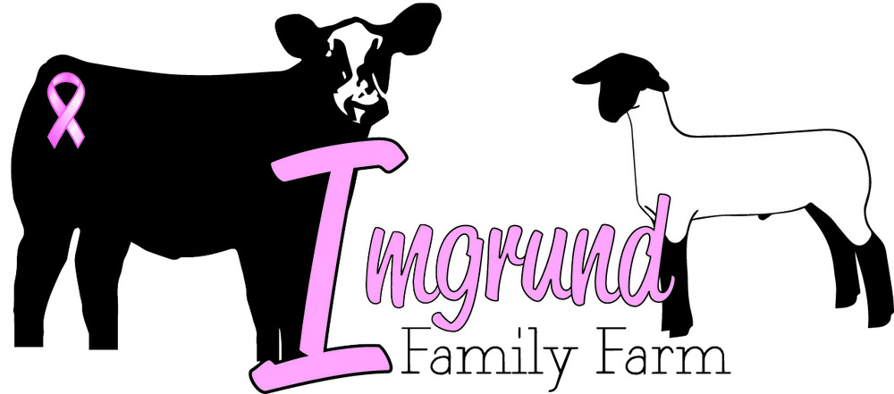 Logo Design for Imgrund Family Farm