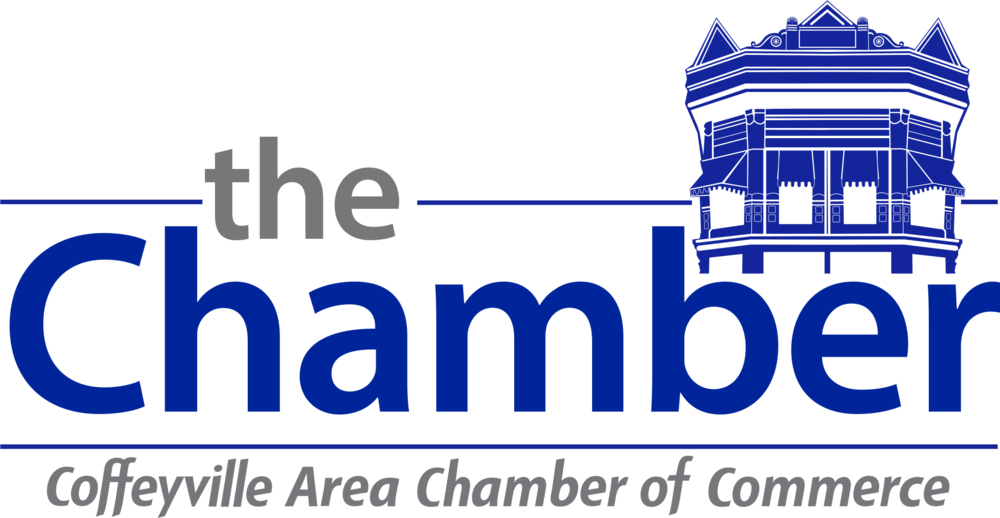 Logo Design for Coffeyville Chamber of Commerce