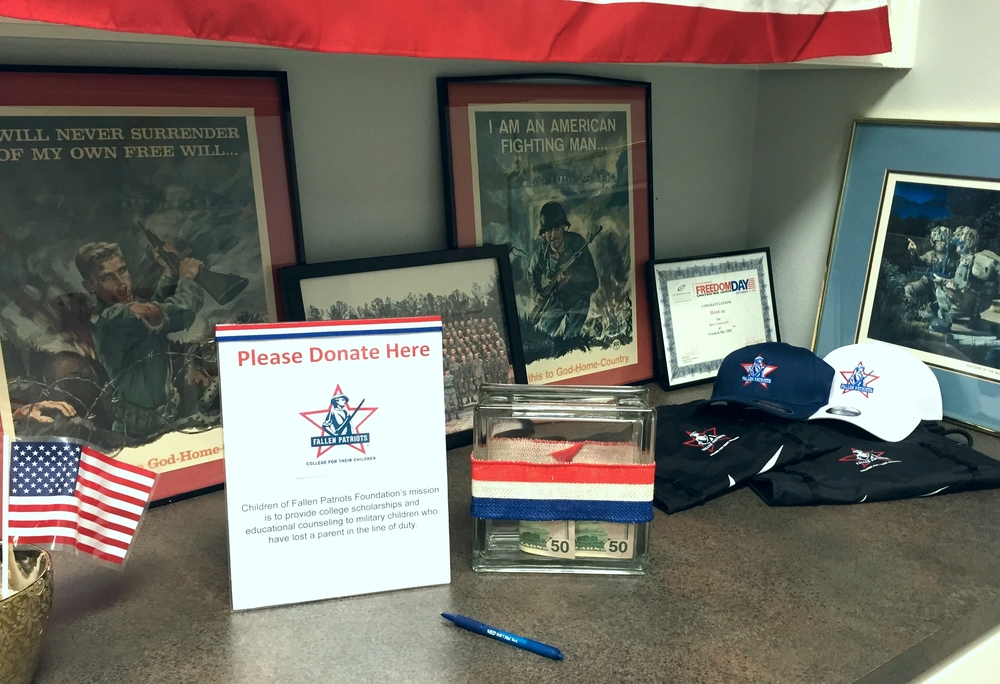 Donate to Military Children Who Have Lost a Parent