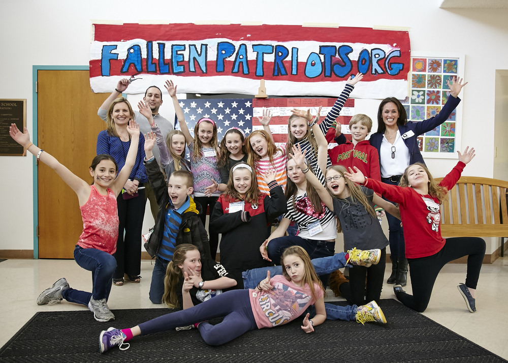Fundraise for Children of Fallen Patriots Foundation
