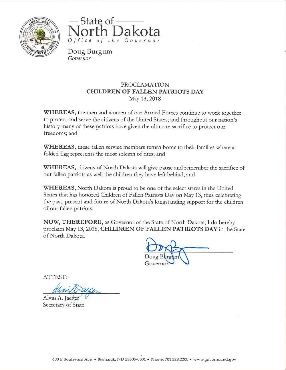 North Dakota 2018 Proclamation-page-001.jpg