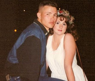 Raymyon & Mrs. Blackney when married.jpg
