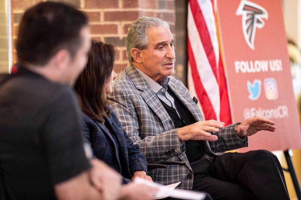 @FalconsCR Photos - Owner and Chairman, Arthur Blank.jpg