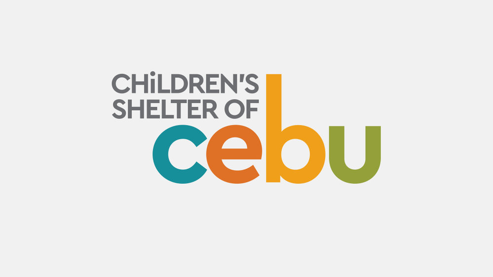 Children's Shelter of Cebu logo design