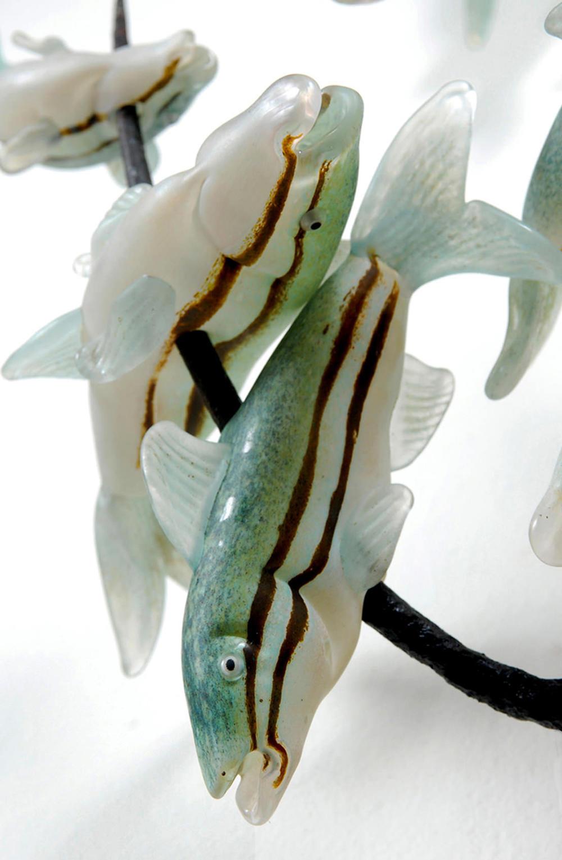 Detail - Seven Fish.