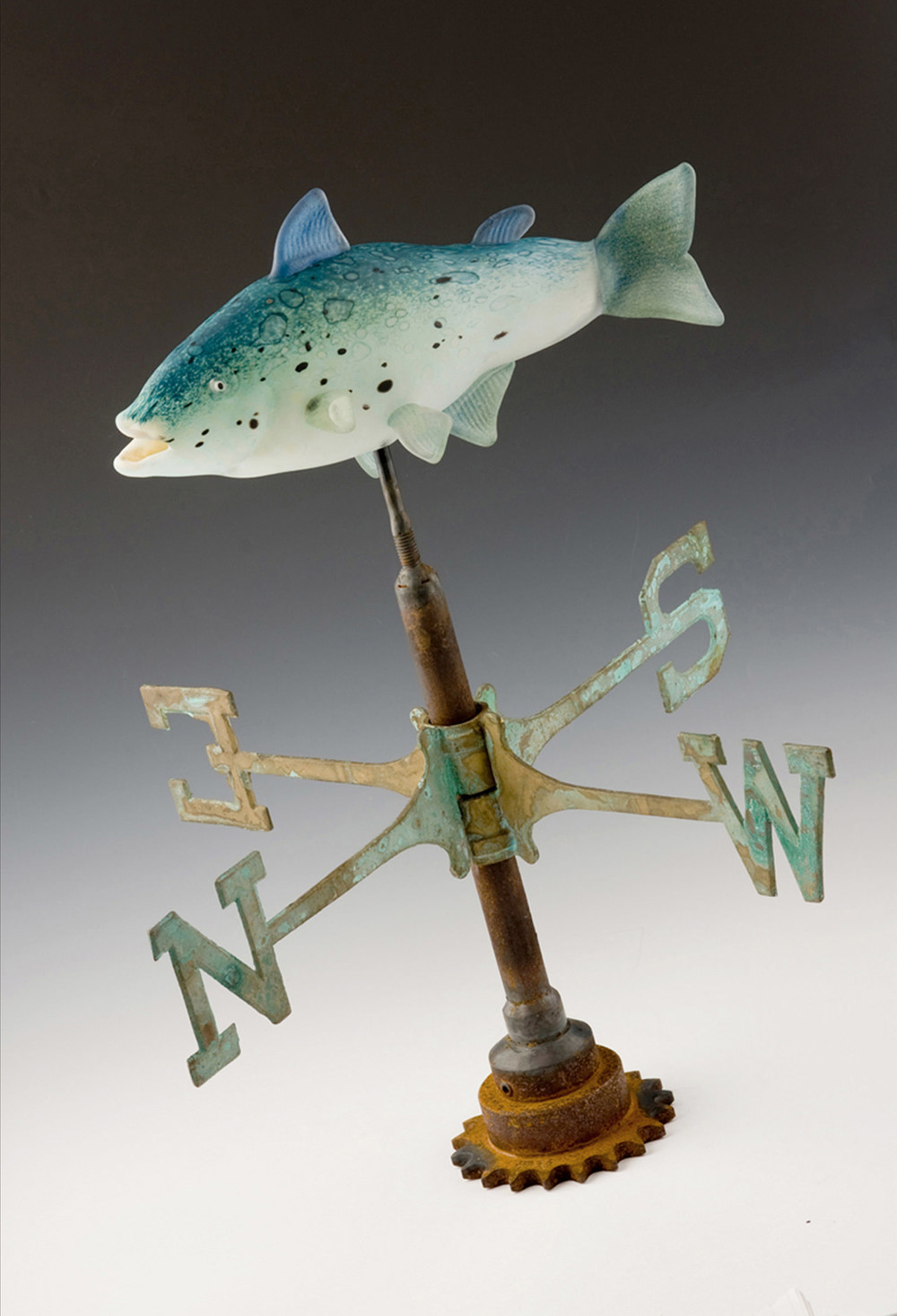 Trout Weathervane.