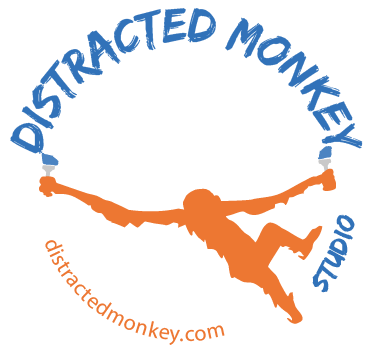 Distracted Monkey Studio