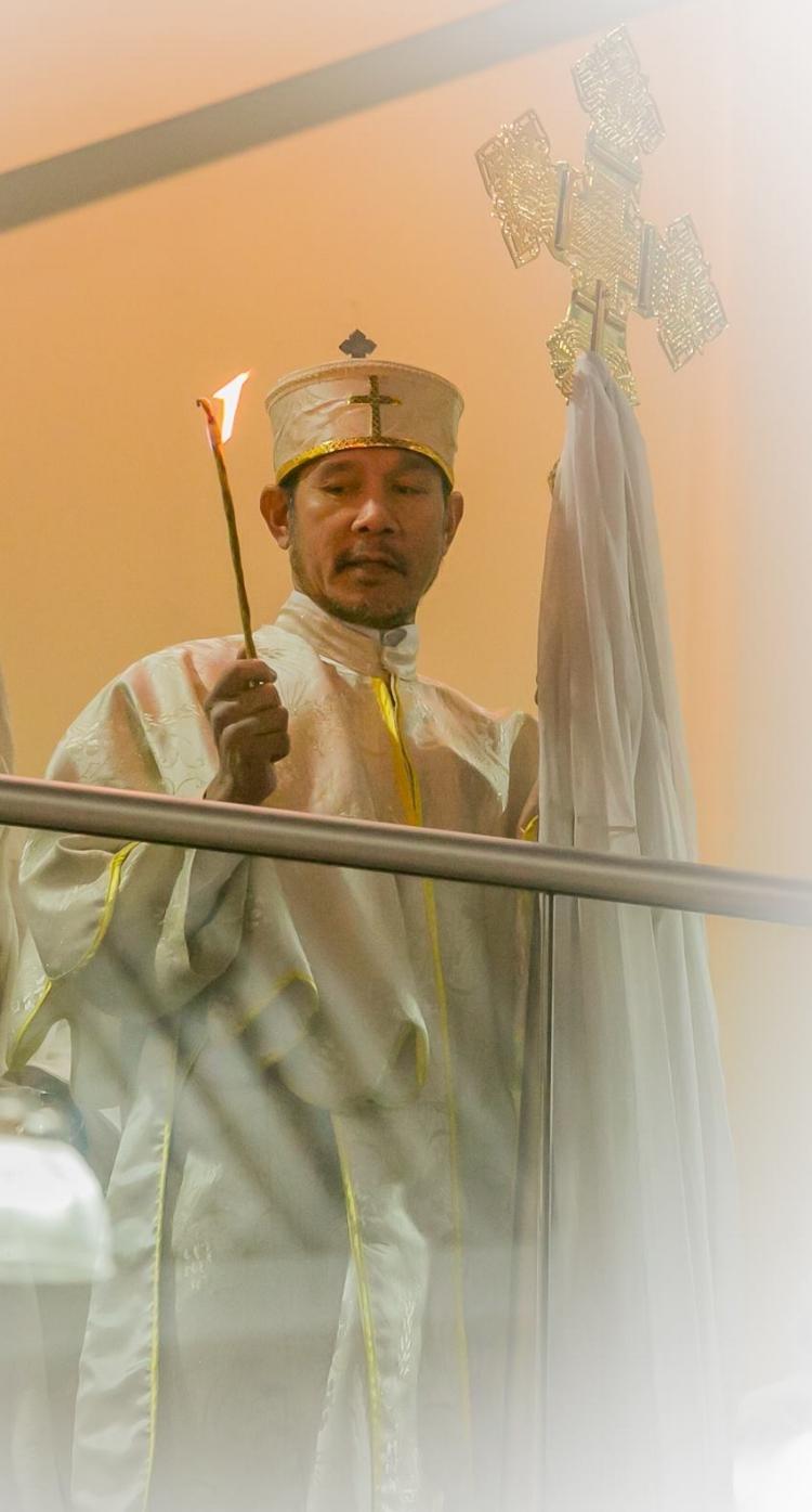 Deacon Dante Alonzo