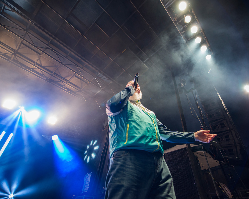 Brother Ali, 2016.