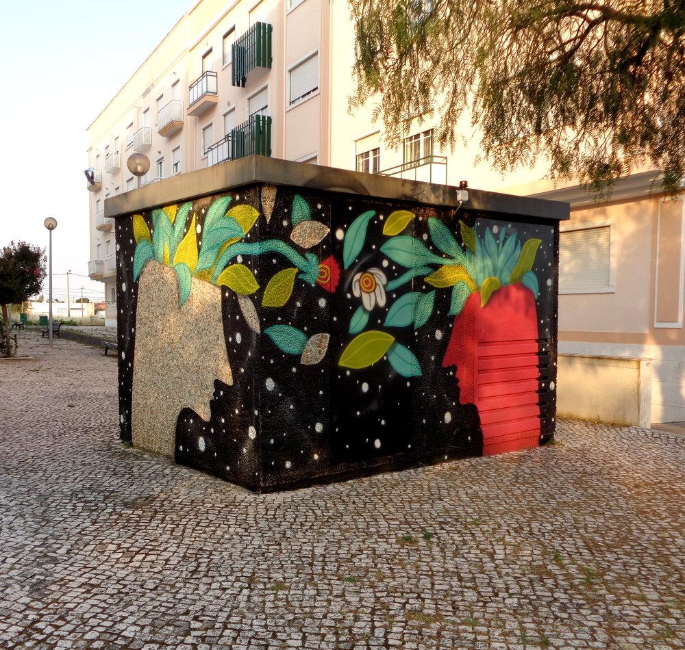 Loures Arte Publica, Portugal 2017