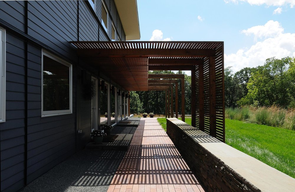 Mayo Woodlands Prairie House No 2 Altus Architecture