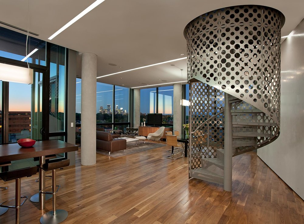 Uptown Penthouse