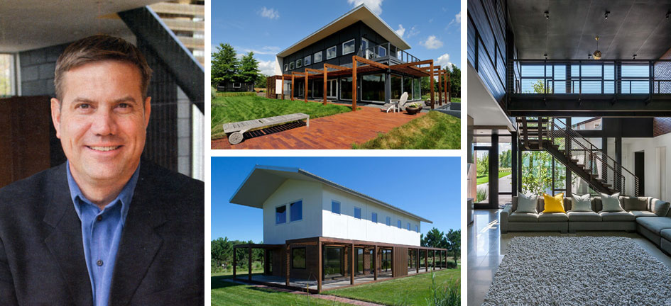 AIA Minnesota Architect of Distinction | 2009 - Tim Alt | ALTUS Architecture + Design