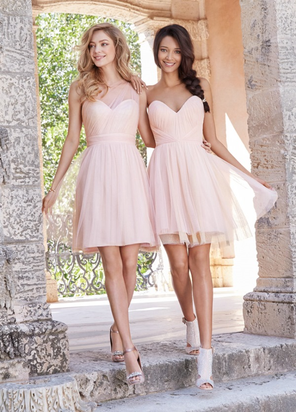 e44072c1ed0 Bridesmaids   Flower Girls. Unbelievable discounts on designer bridesmaids  gowns ...