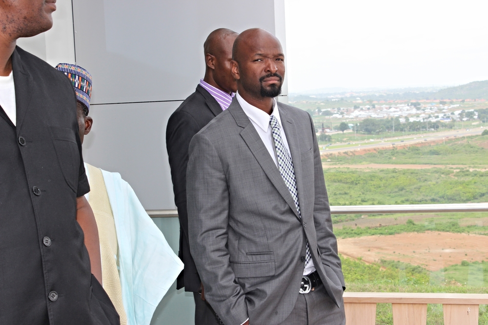 Jeremy visiting Abuja, Nigeria, Africa to establish GvG-Africa with The African Community Bridge Foundation to learn more about the African Community Bridge Foundation CLICK HERE