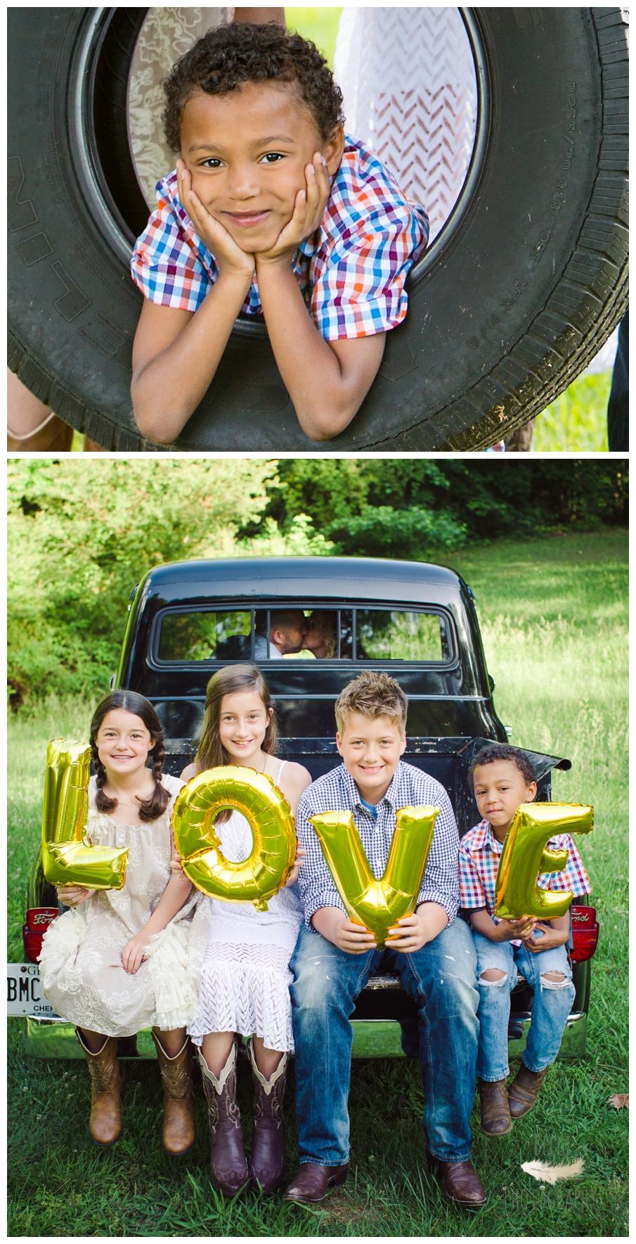 truck , family ,