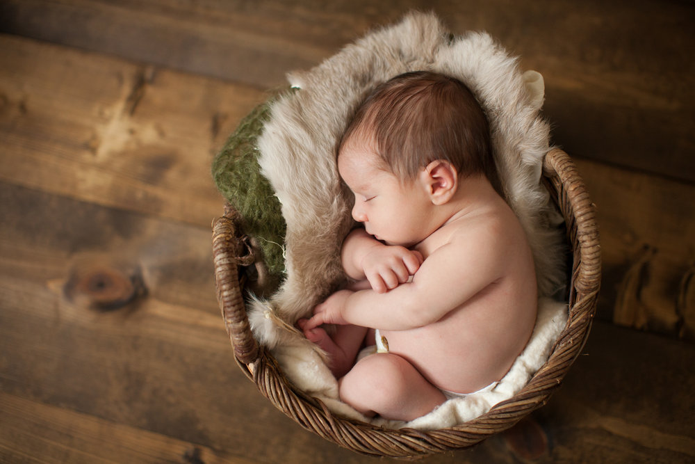 Newborn session info