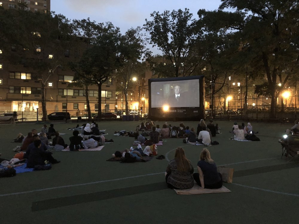 Movie screening of The Greatest Showman