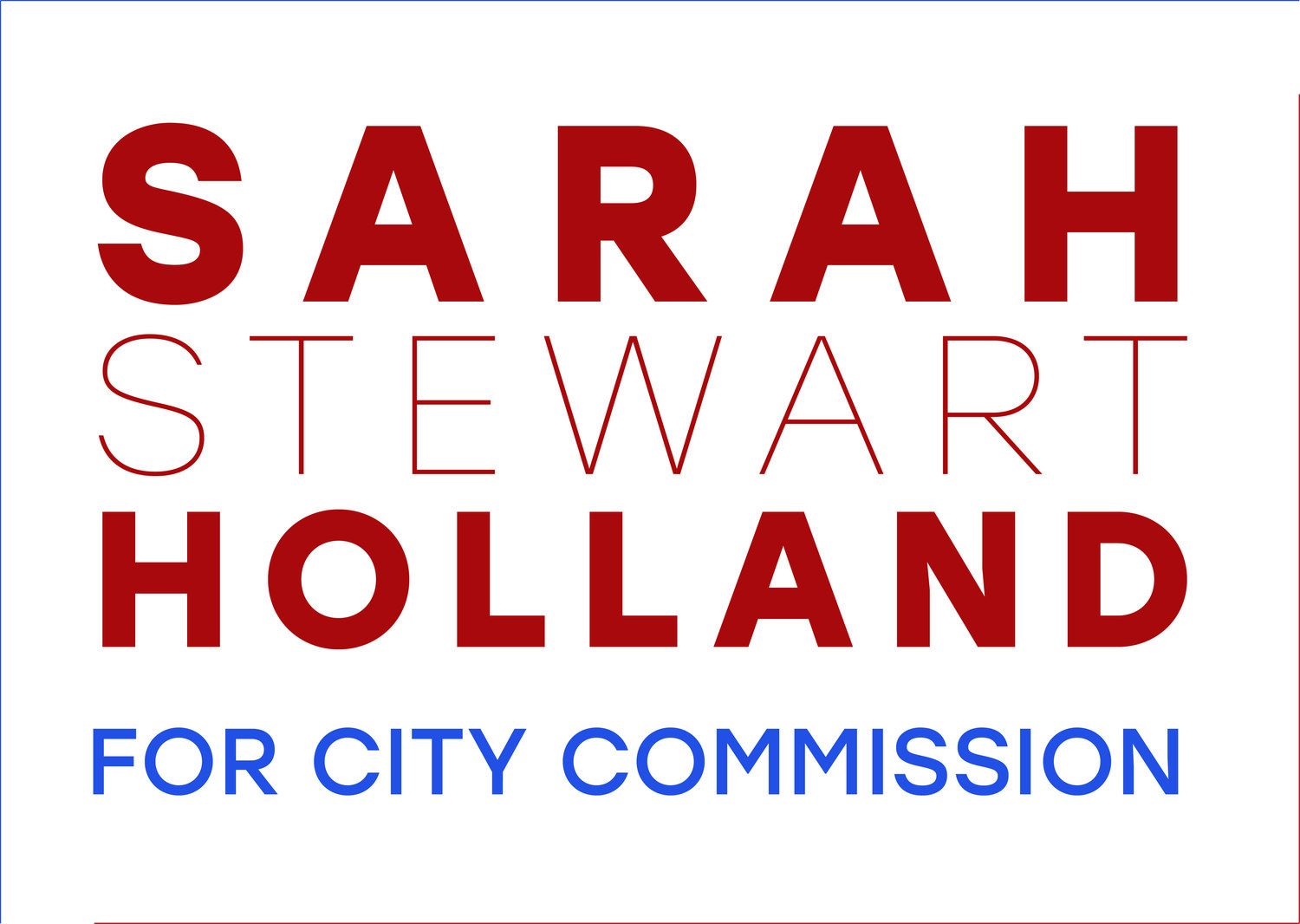 Paducah City Commissioner Sarah Stewart Holland