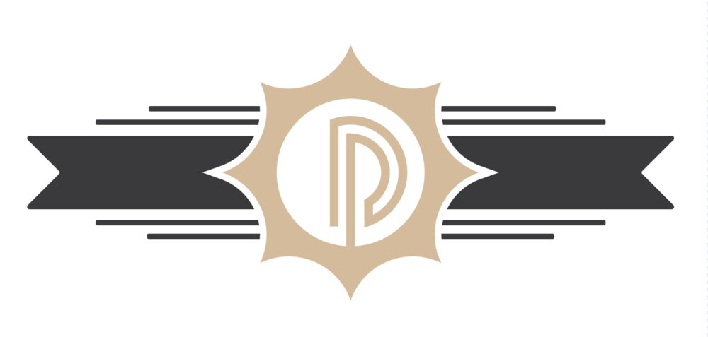 Desert Provisions Logo Emblem