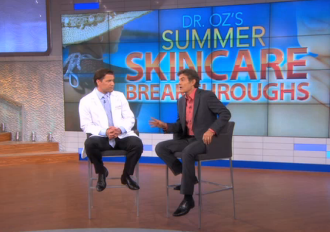 Dr. Oz: Summer Skincare Breakthroughs