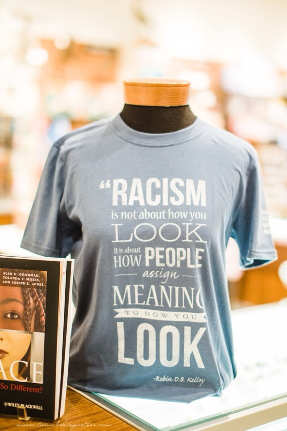 Racism is not about how you look it is about how people assign meaning to how you look - Robin D.B. Kelley   Great find in Pittsburgh! Love my art history days. Inspired by the world around me.