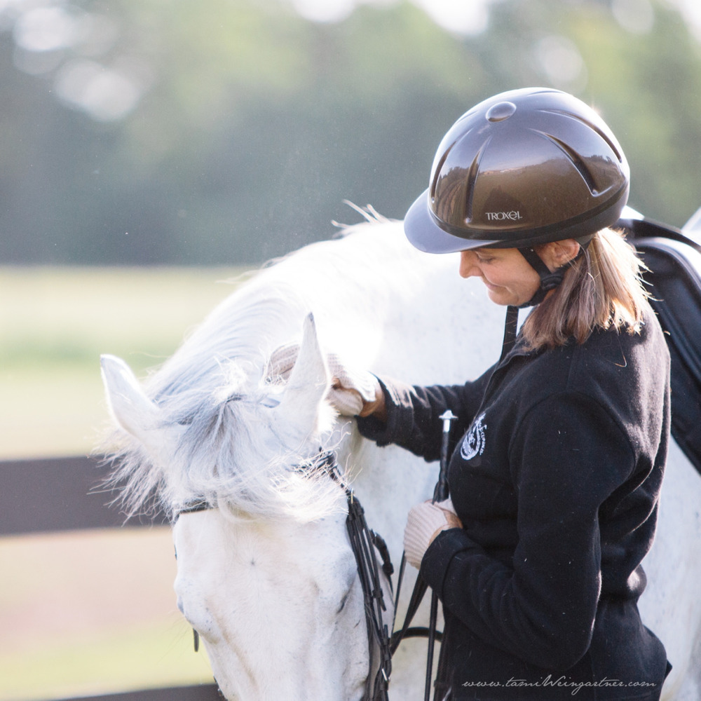 The relationship that a rider develops with her horse can be an amazing thing to behold.