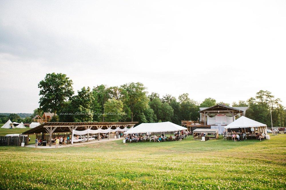 Buffalo Hollow Wedding