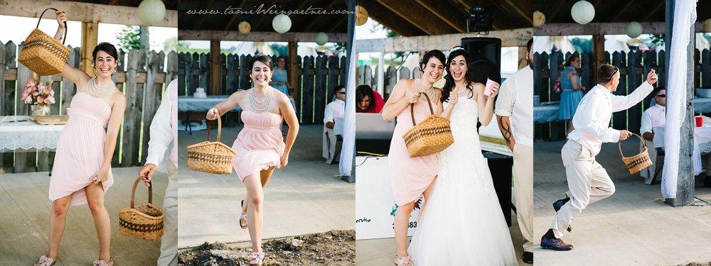 The Wedding Dollar Dash