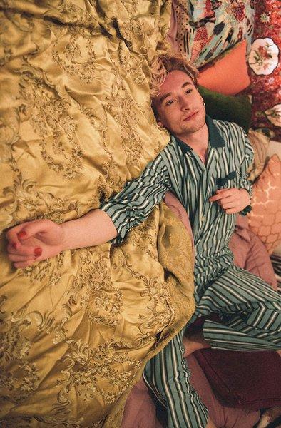 Vintage pyjamas by Proya
