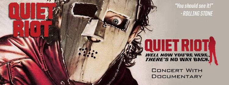 Quiet Riot Bang Your Head