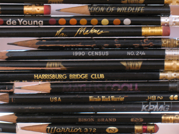 Pencils-Census-Black-art-installation