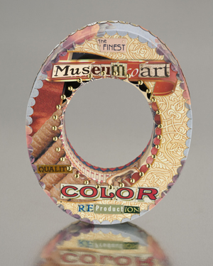 "Reverse side:  ""The Finest Museum Art Quality Color Reproduction"""