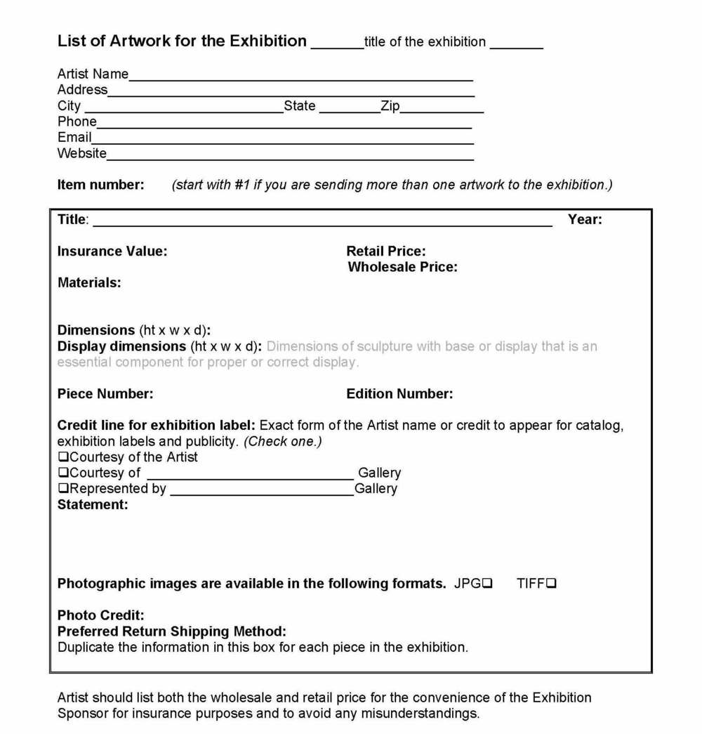 Harriete Estel Berman   EXHIBITION Contract For The Arts And Crafts  Community  Consignment Agreement Definition
